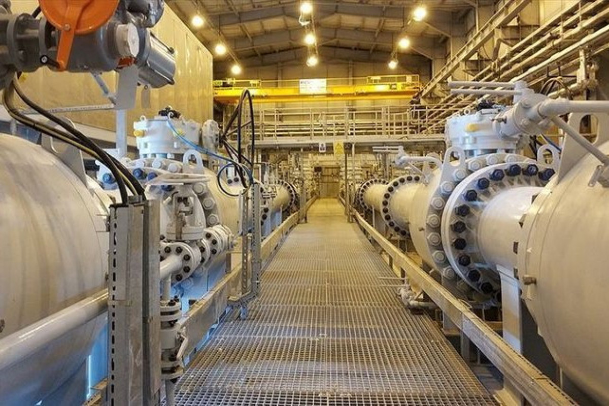 Со следующего года TANAP заработает в полную мощность