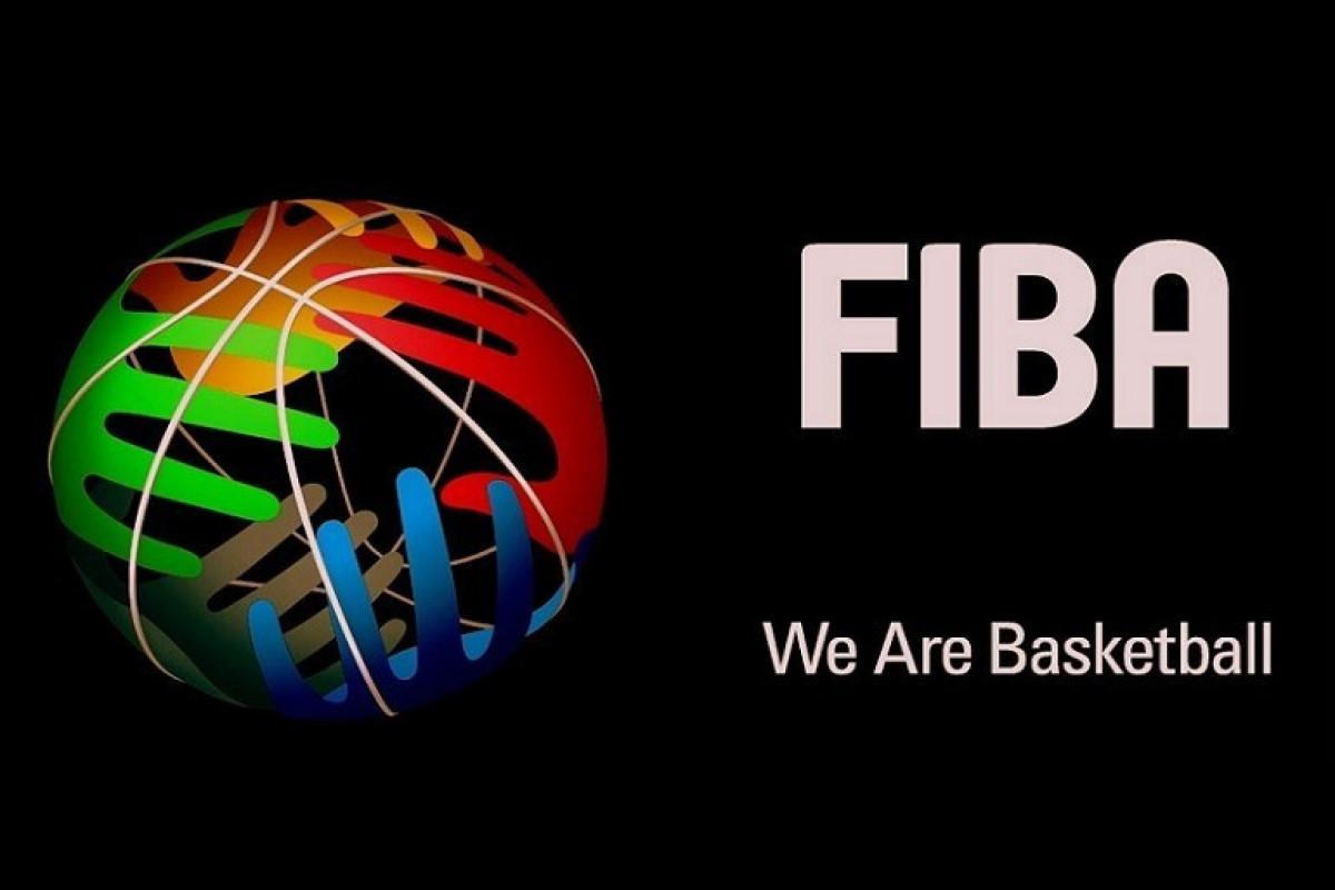 Азербайджан исключен из рейтинга FİBA