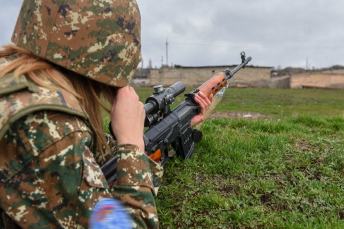 Pashinyan government intends to involve women in service in combat units
