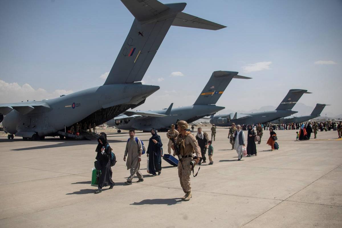 """Avropa İttifaqı Şurası """"Taliban""""ı Kabil hava limanına girişi təmin etməyə çağırıb"""