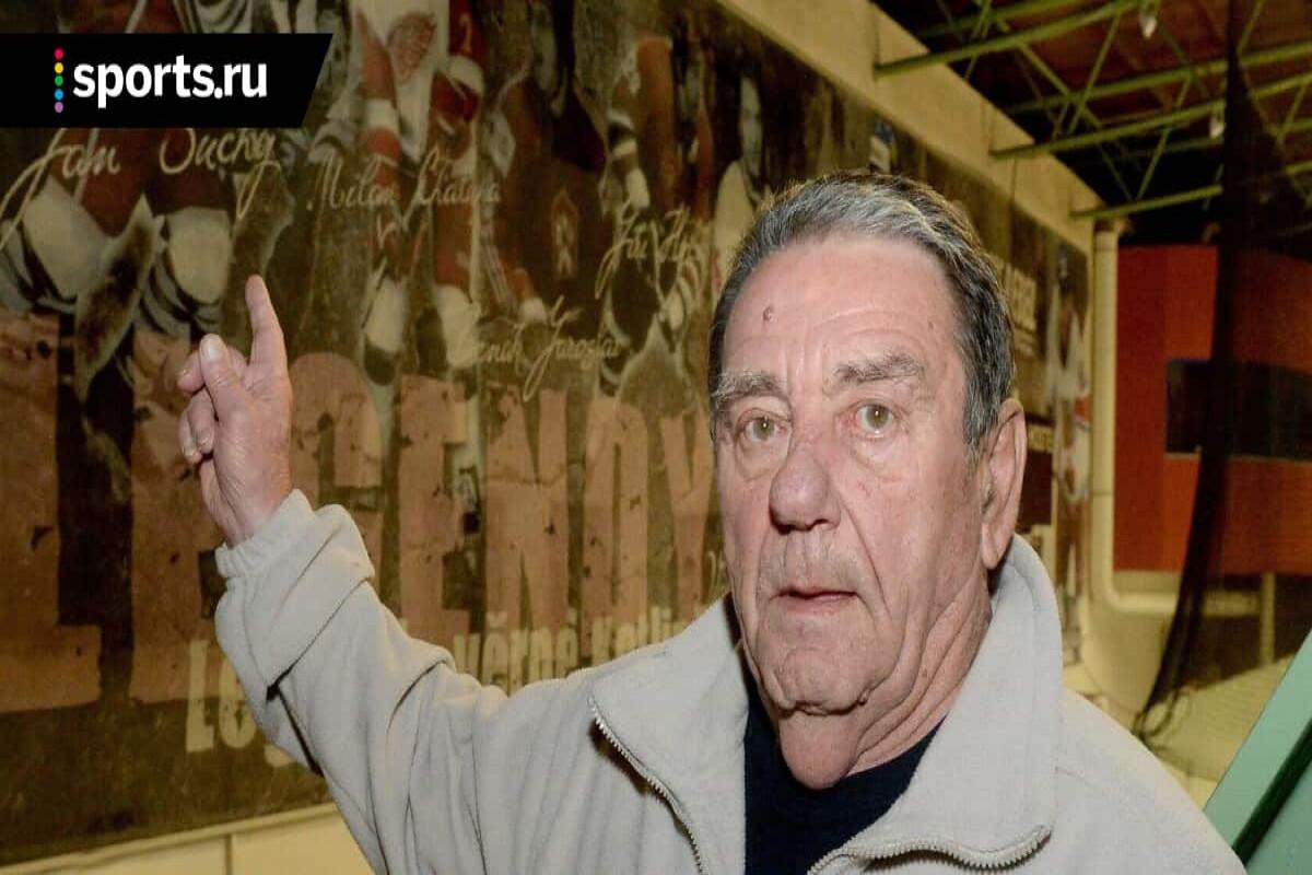Əfsanəvi hokkeyçi 76 yaşında ölüb