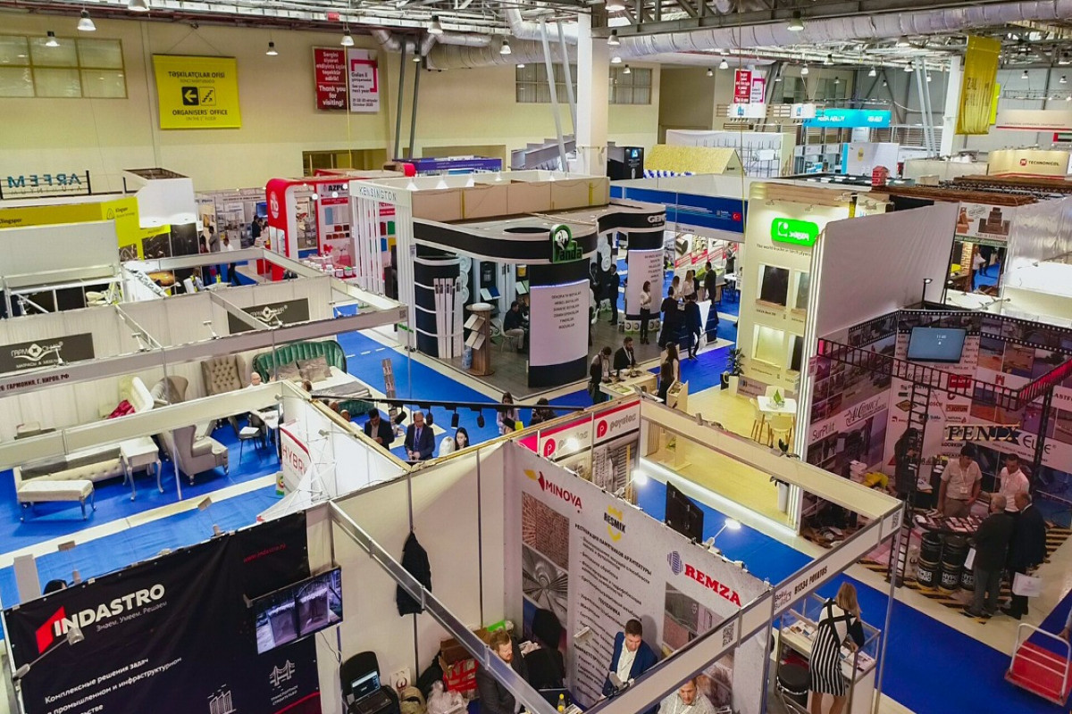 Season of trade and industrial exhibitions in Azerbaijan are to open again in October