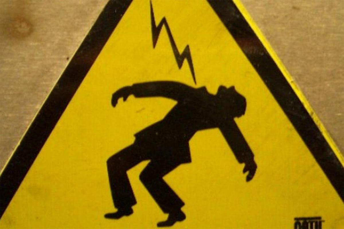 Sumqayıtda Bakı sakinini elektrik cərəyanı vurub öldürüb