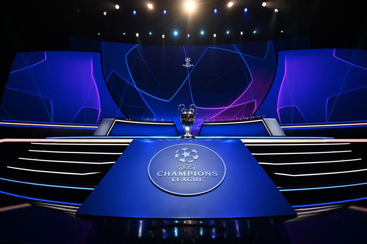 Состоялась жеребьевка группового этапа Лиги чемпионов
