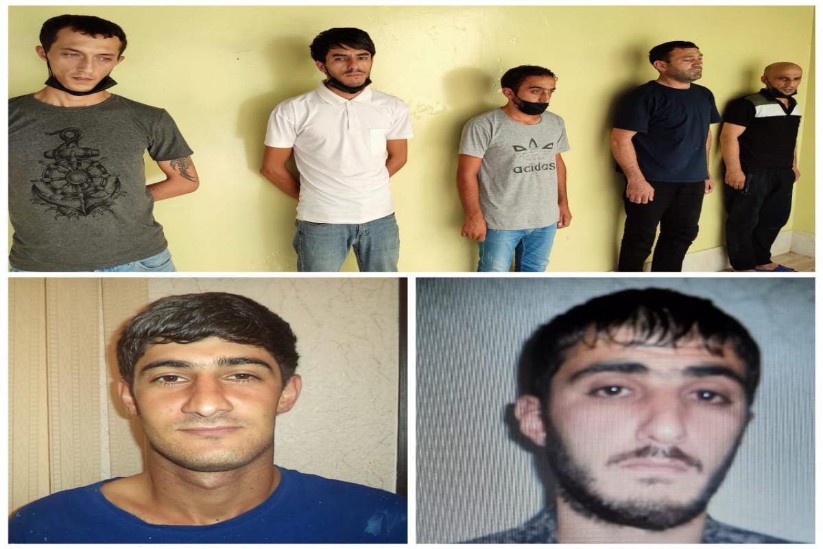 """Biləsuvarda """"patı"""" əməliyyatında 7 nəfər saxlanılıb - VİDEO"""