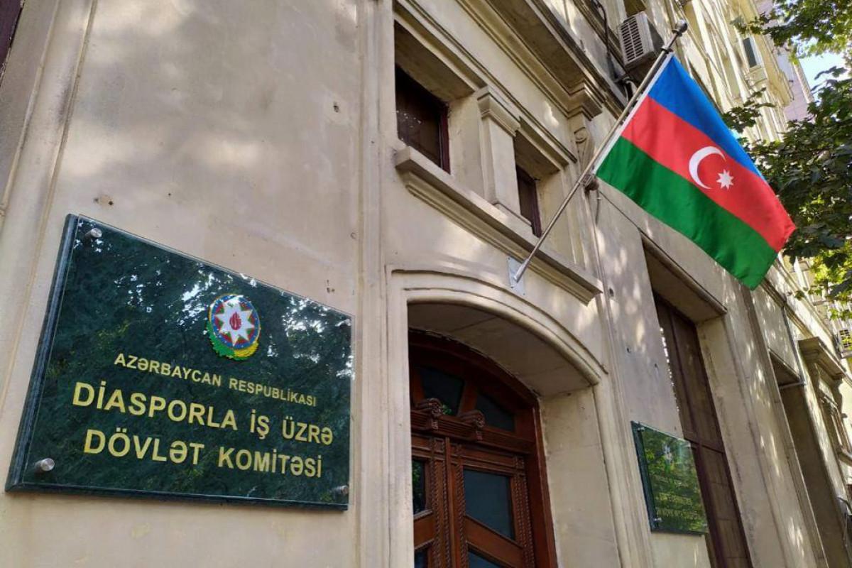 New Azerbaijani Diaspora organization established in America
