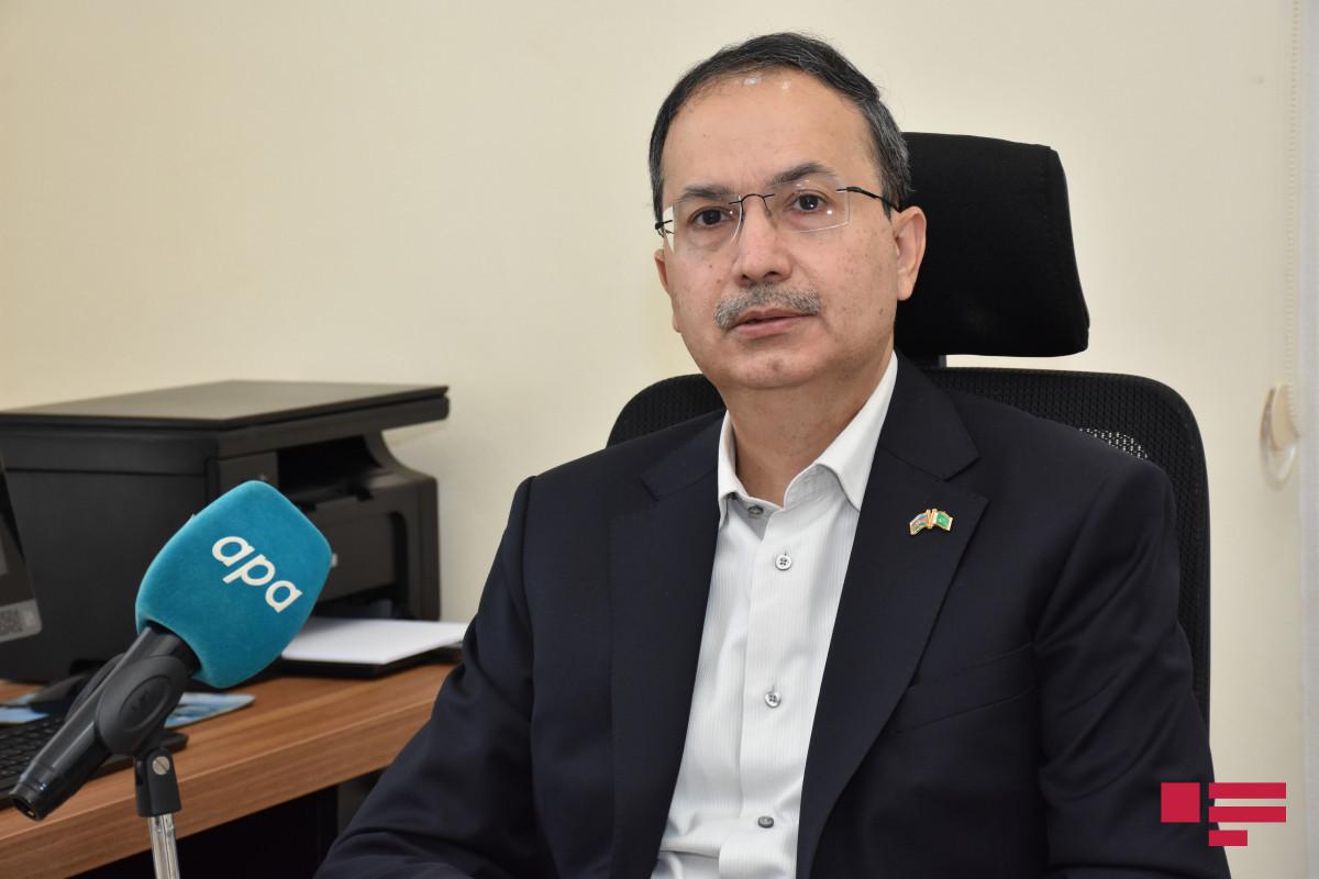 Посол Пакистана в Азербайджане Билал Хайе