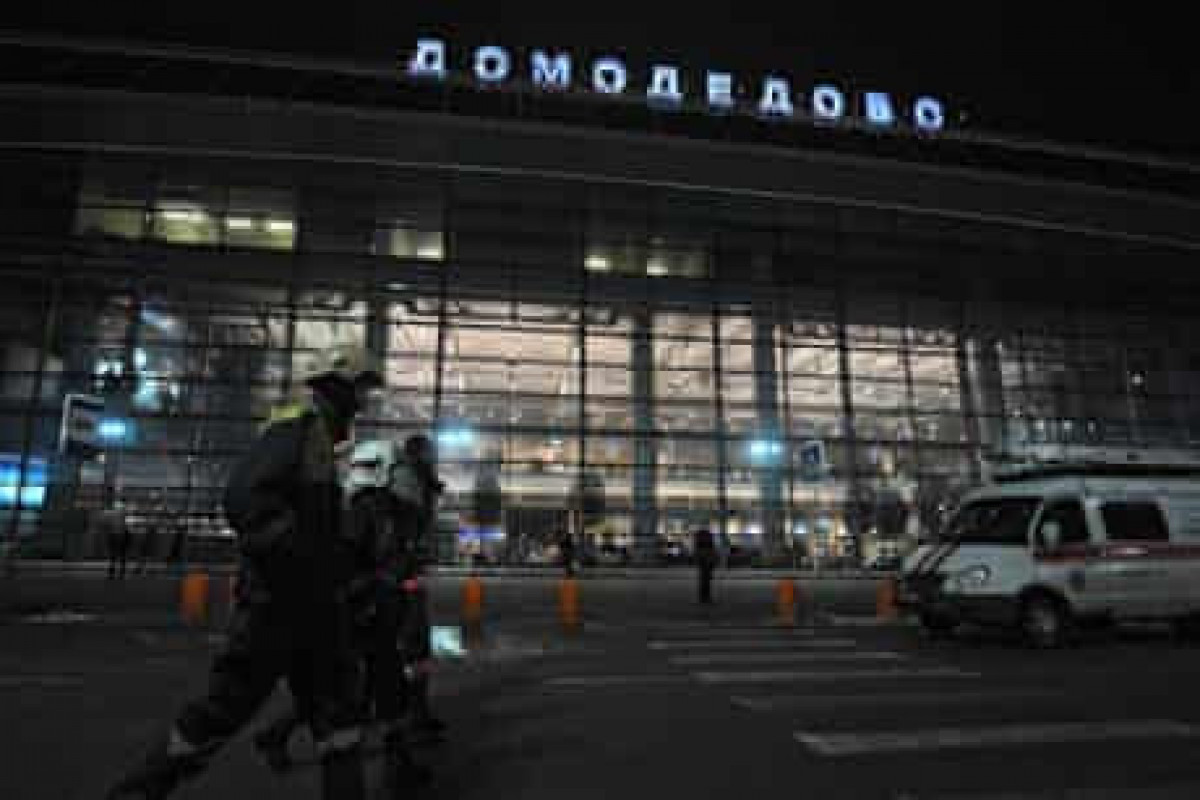 Bomb threat called in on Moscow-Gelendzhik flight from Domodedovo