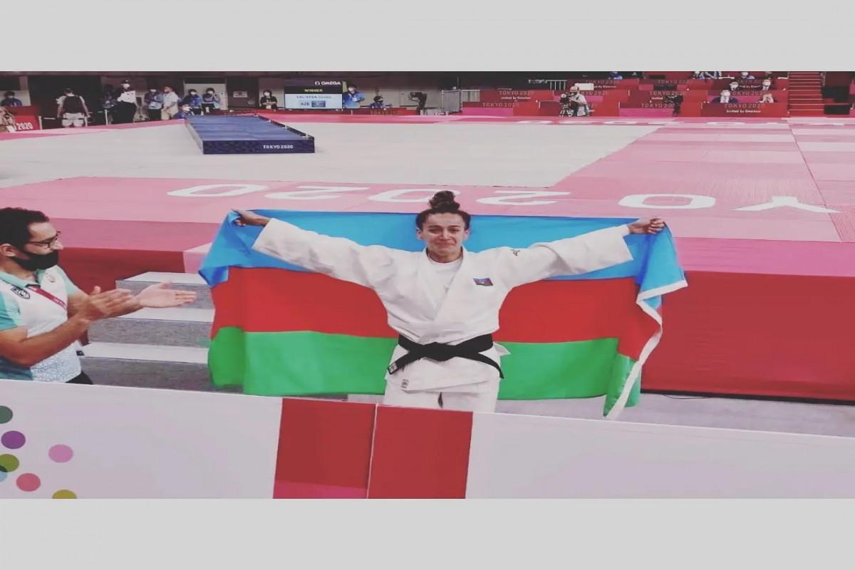 Мехрибан Алиева поздравила спортсменов, ставших победителями Летних Паралимпийских игр