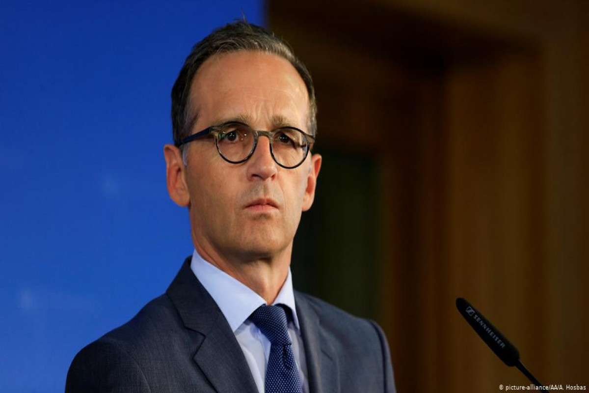 Minister for Foreign Affairs of the Federal Republic of Germany  Heiko Maas