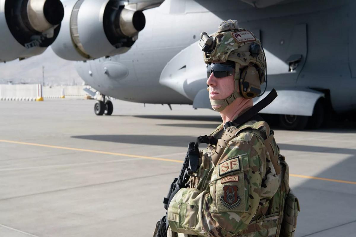 ABŞ hərbi texnikası Kabil aeroportunu tərk etməyə başlayıb