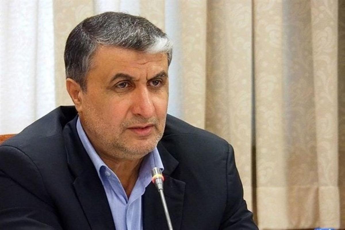 Məhəmməd İslami,  İranın Atom Enerji Təşkilatının yeni sədri