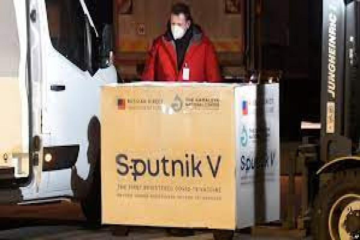 Another batch of Russia's Sputnik V vaccine arrives in Uzbekistan