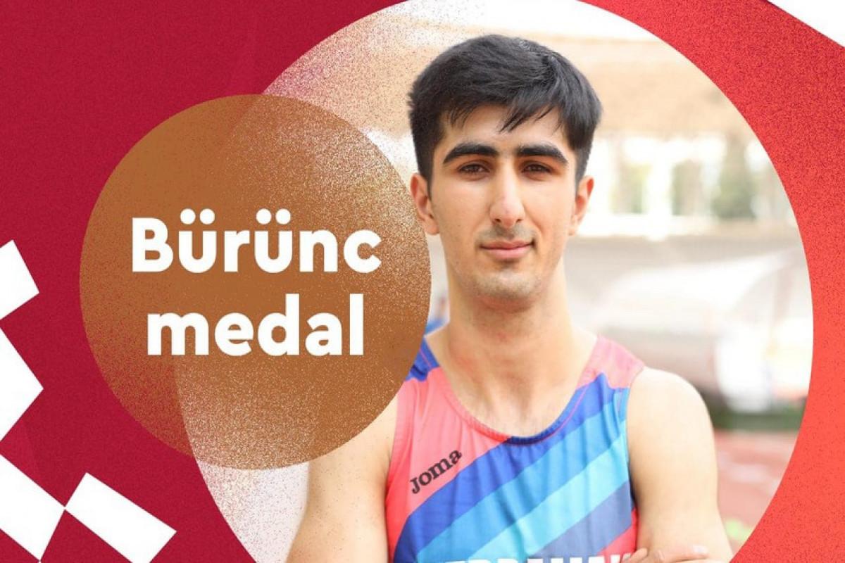 Azerbaijan wins 13th medal in Paralympic Games