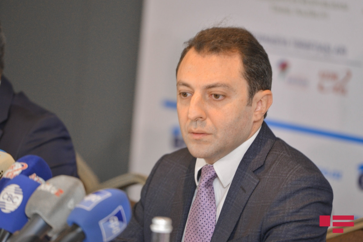 Deputy Minister of Foreign Affairs Elnur Mammadov