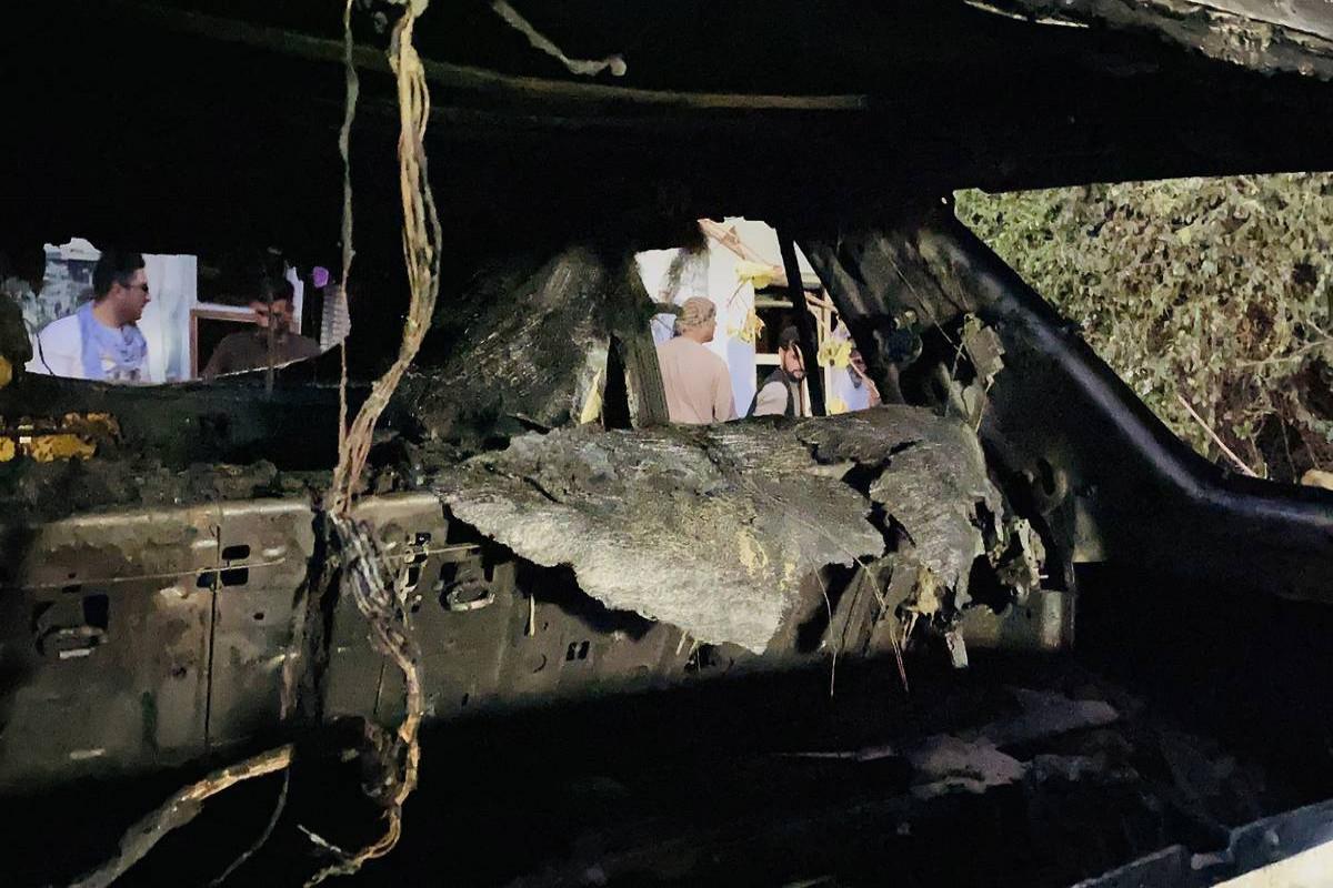 ABŞ-ın Kabilə raket zərbəsi nəticəsində ölənlərin sayı 12-yə çatıb