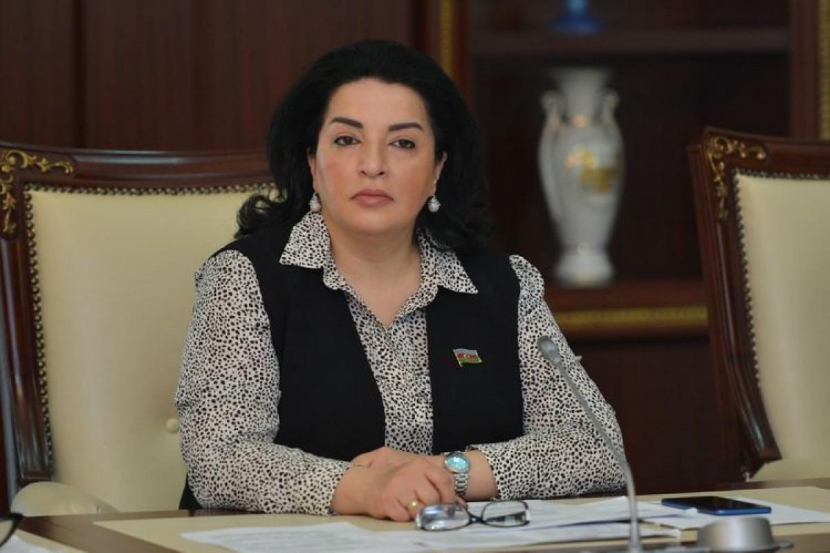 Milli Məclisin deputatı Fatma Yıldırım