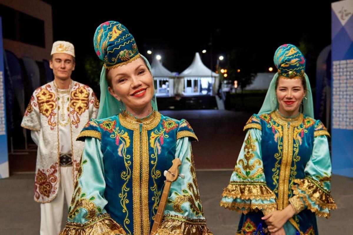 I MDB Oyunlarında Azərbaycanı təmsil edəcək nümayəndə heyətinin ilk qrupu Kazana çatıb - FOTOLENT