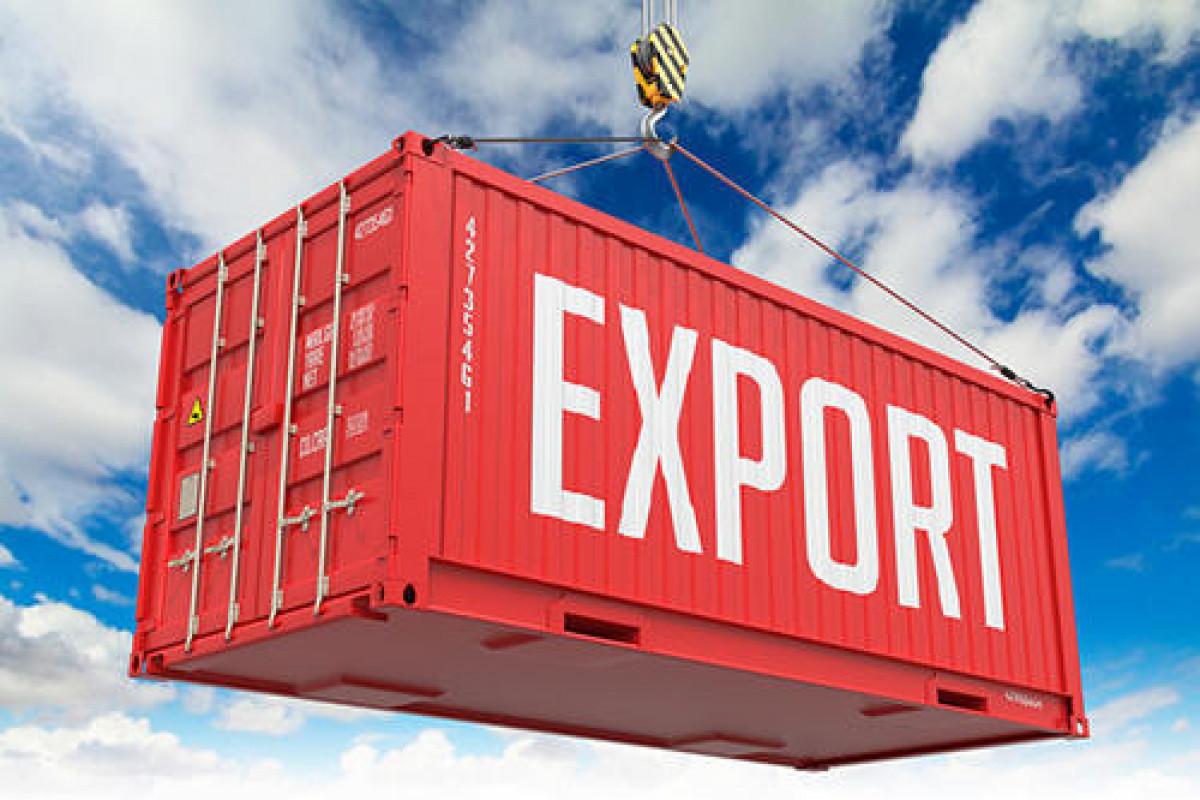 В этом году ненефтяной экспорт Азербайджана увеличился более чем на 30%