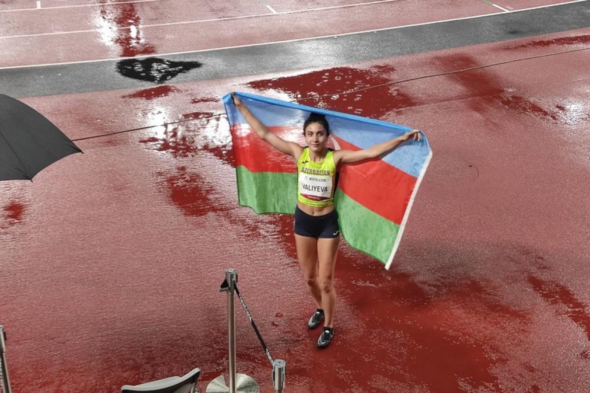 Tokio-2020: Azərbaycan ilk gümüş medalını qazanıb