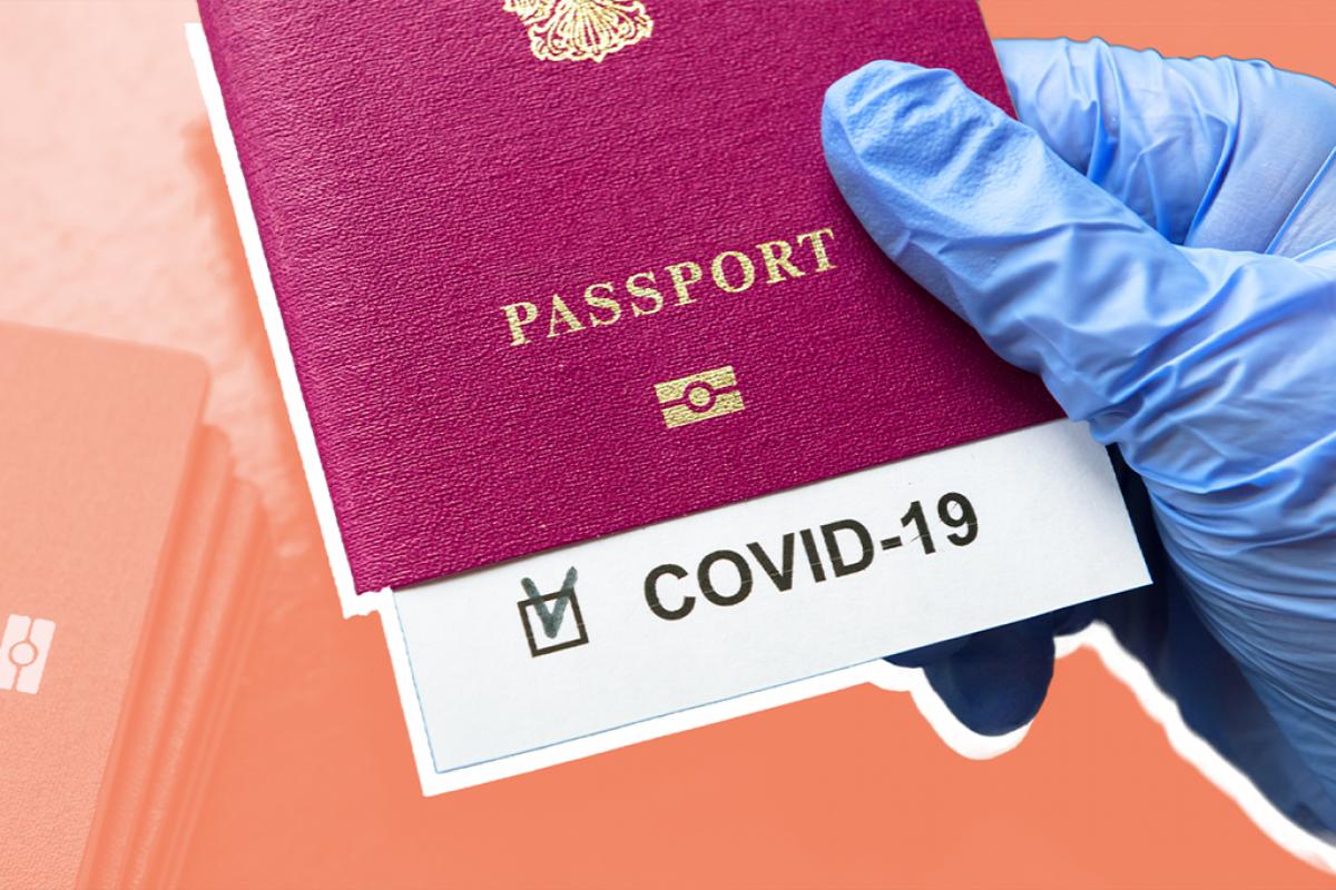 С сегодняшнего дня в рестораны, отели и крупные торговые центры будут впускать только лиц, имеющих паспорт COVID-19