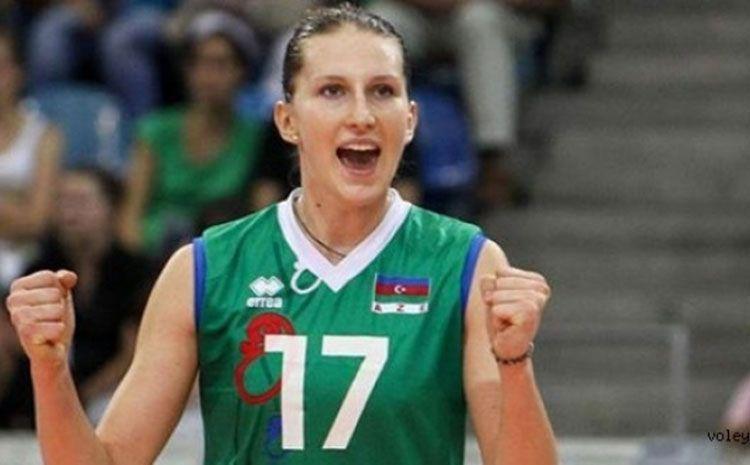 Polina Rəhimova onilliyin ən yaxşı voleybolçularının siyahısına düşüb
