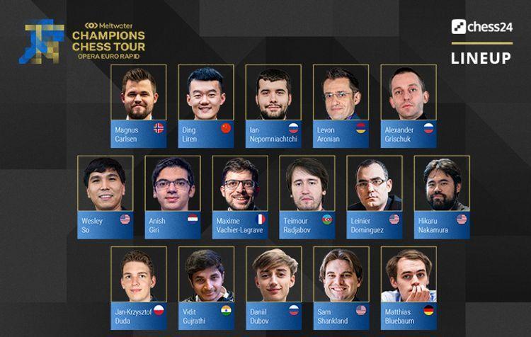 Теймур Раджабов сыграл вничью с Левоном Ароняном и прошел в 1/4 финала - <span class=
