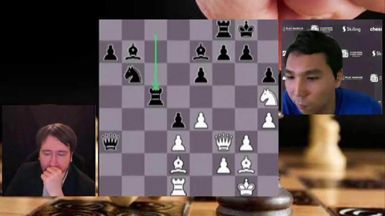 Теймур Раджабов проиграл в первом полуфинале Opera Euro Rapid
