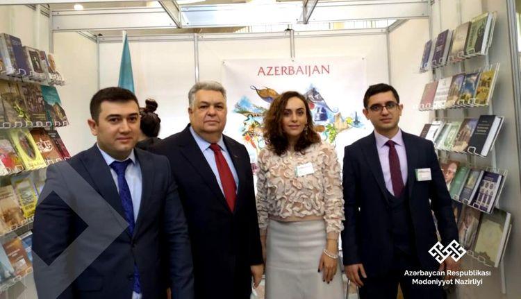 Azərbaycan Minsk Beynəlxalq Kitab Sərgisində təmsil olunur