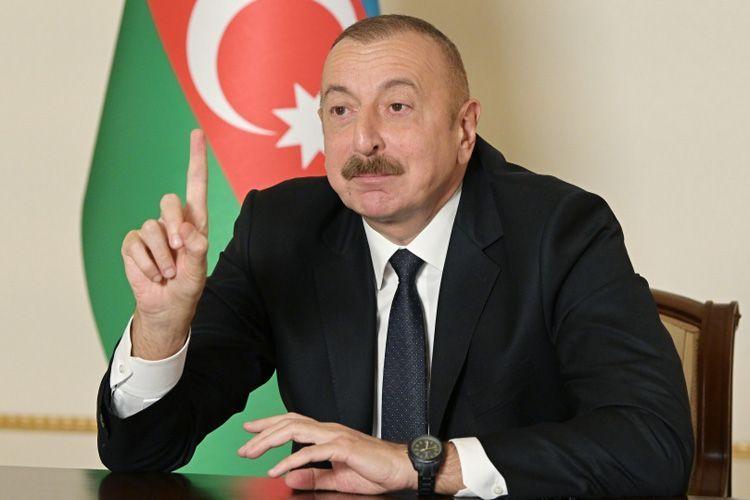 Президент Азербайджана: Я всегда говорил, что мое слово обладает той же силой, что и моя подпись