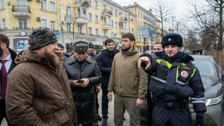 ИГ взяла на себя ответственность за нападение на полицейских в Грозном