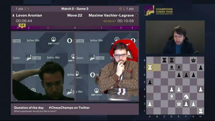 Теймур Раджабов сыграет с Левоном Ароняном в финале Airtings Masters
