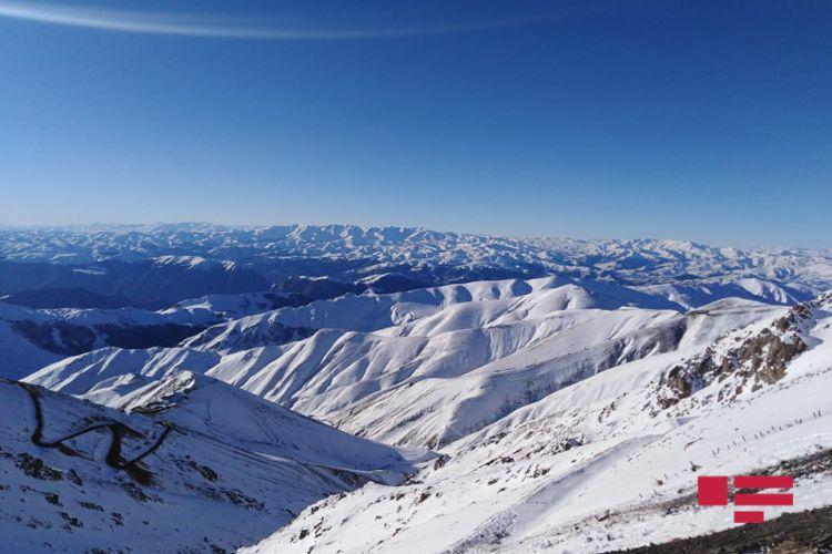Kəlbəcər yollarında: 3395 metr yüksəklikdən Xudavəng monastırına doğru - REPORTAJ - FOTOLAR