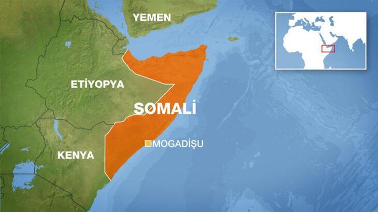 Somalidə terror aktı törədilib, Türkiyə vətəndaşı ölüb