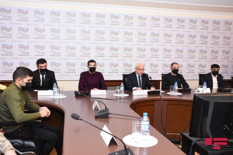 Рабочая группа: Азербайджан под руководством Верховного Главнокомандующего Ильхама Алиева освободил  земли от армянской оккупации