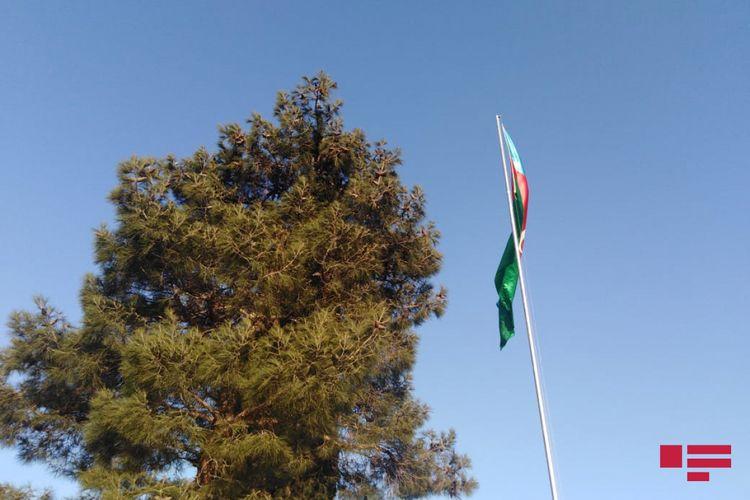 Zəngilanda sərhəd zastavasının açılışı olub - FOTO