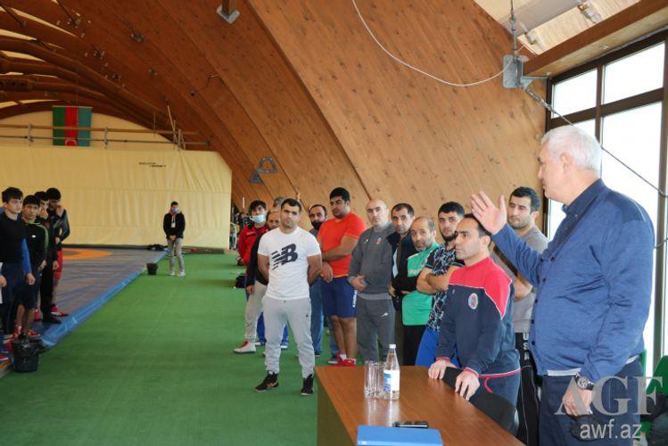 Güləş üzrə Azərbaycan milli komandasının kapitanı karyerasını bitirib