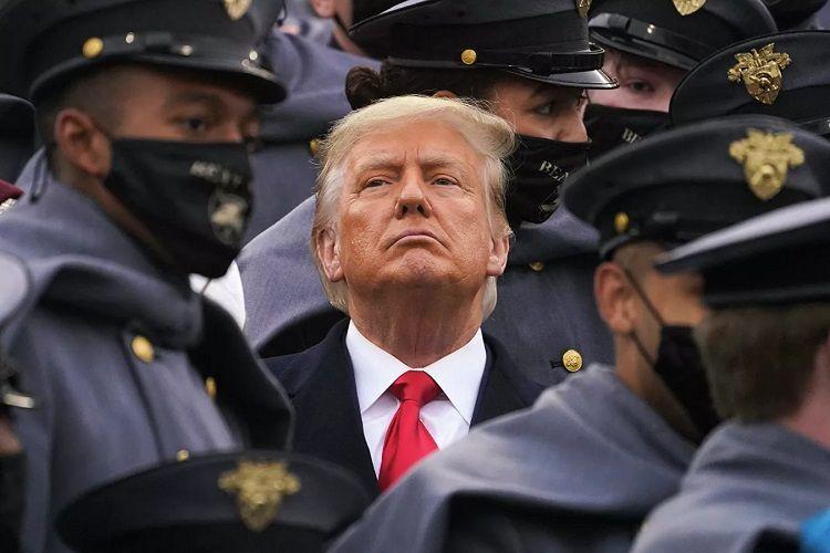 «Вы заплатите»: Трамп обратился к участникам беспорядков
