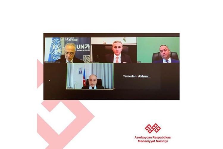 """Anar Kərimov: """"UNESCO tərəfindən Azərbaycanı əsassız günahlandıran açıqlamaların verilməsi təşkilatın qərəzsizliyini kölgə altına salır"""""""