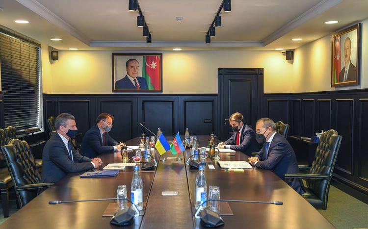 Azərbaycanla Ukrayna arasında iqtisadi əməkdaşlıq üzrə İşçi Qrupu və İşgüzar Şura yaradıla bilər