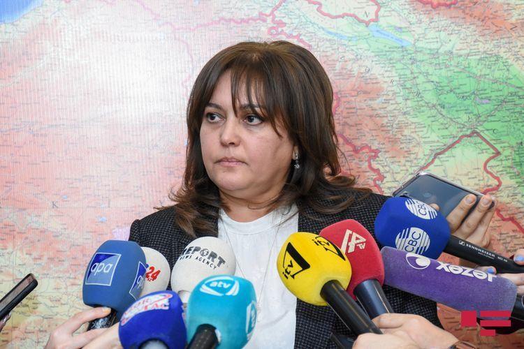 Умайра Тагиева: В освобожденных от оккупации регионах продолжаются оценочные работы