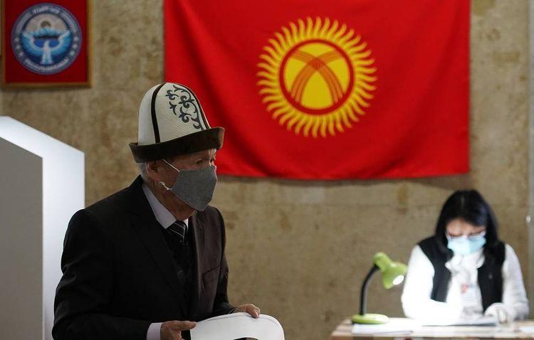 Жапаров лидирует на выборах президента Кыргызстана - ОБНОВЛЕНО