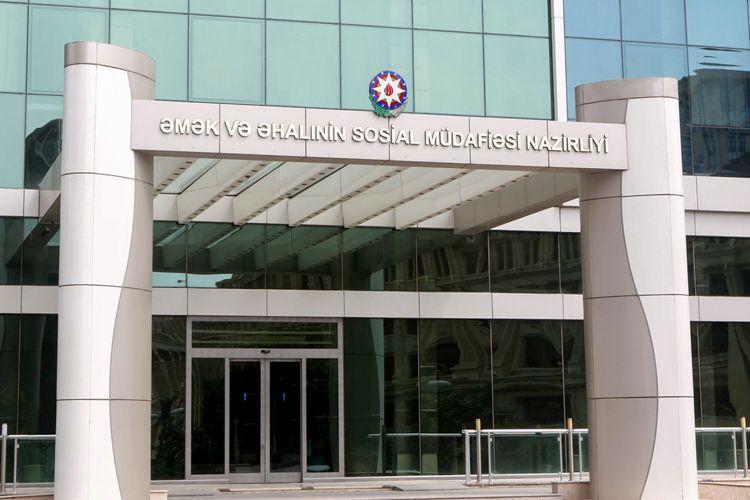 В МТСЗН прокомментировали утверждения о фиктивной инвалидности матери министра Сахиля Бабаева