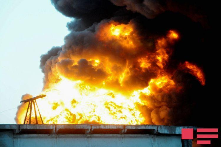В Баку на заводе произошел взрыв, есть погибший
