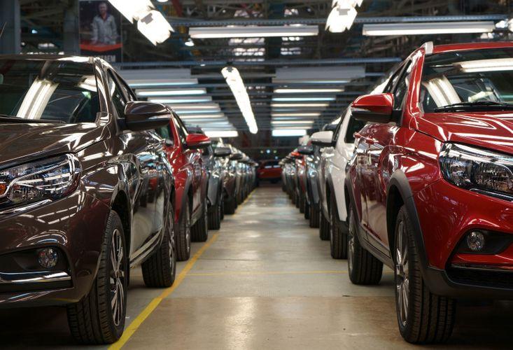 """""""AvtoVAZ""""ın satışları ötən il 5% azalıb"""