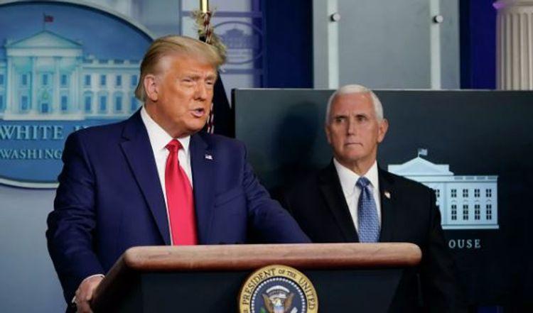 Палата представителей призвала Пенса отстранить Трампа от власти