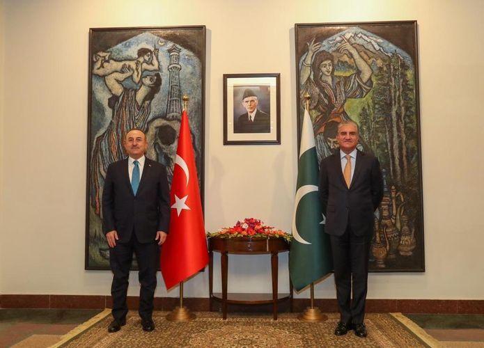 Глава МИД Турции: Мы будем развивать сотрудничество с Пакистаном в сфере оборонной промышленности