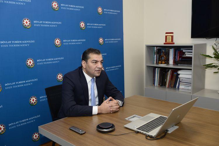 Фуад Нагиев: Туризм станет одним из основных направлений деятельности на освобожденных землях