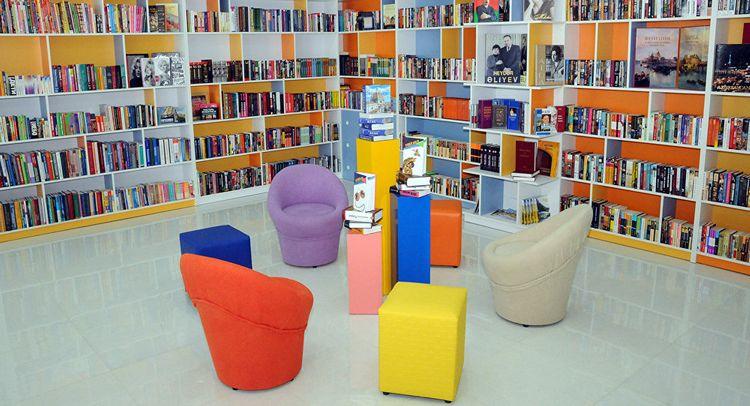 Azərbaycanda 2927 kütləvi kitabxana, 239 muzey, 29 peşəkar teatr fəaliyyət göstərir