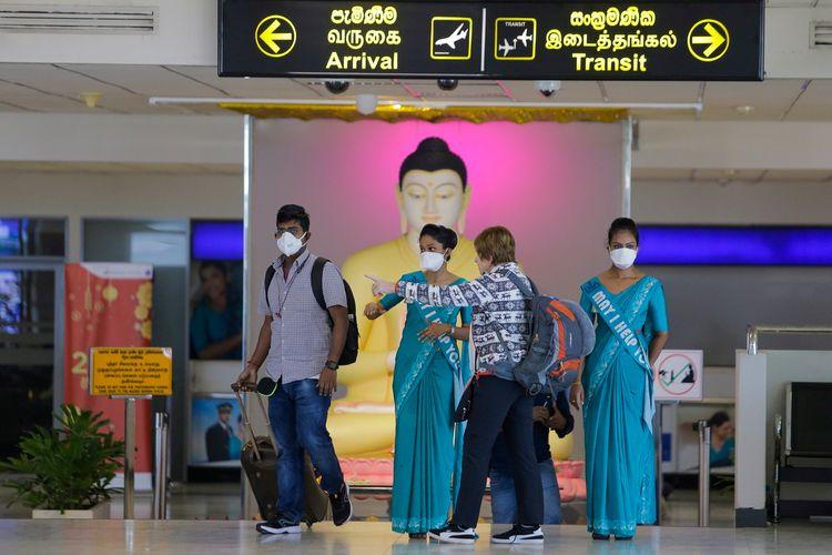 Şri-Lanka xarici turistlər üçün sərhədlərini açıb